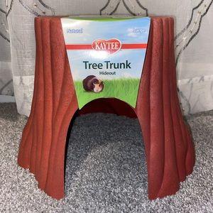 Kaytee Tree Trunk Hideout - Large